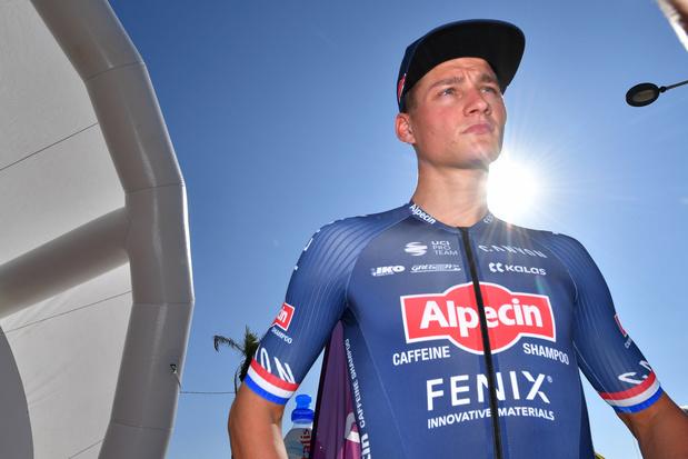 Pas de Vuelta pour Mathieu van der Poel