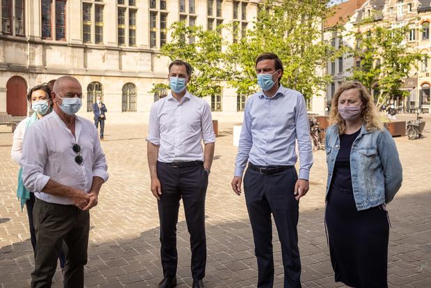 """La violence sexuelle bouscule l'agenda politique après le drame de Gand: """"c'est une pandémie!"""""""