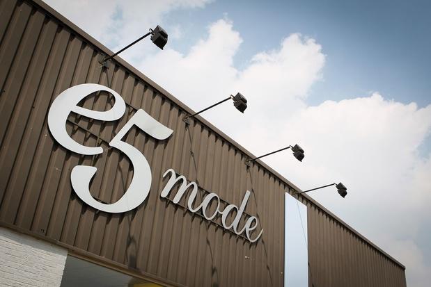E5 mode: le tribunal de l'entreprise choisit la famille De Sutter comme repreneur