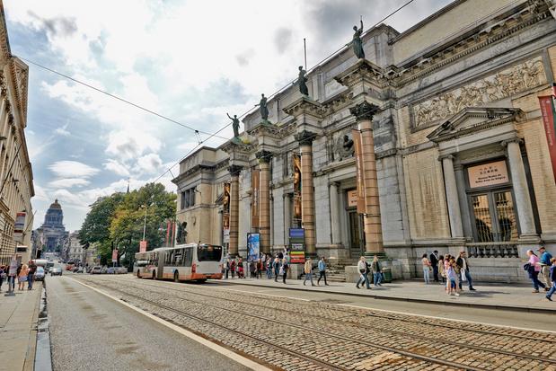 75 procent minder bezoekers voor Belgische Koninklijke Musea voor Schone Kunsten
