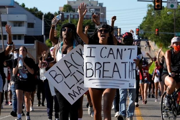 Dood George Floyd leidt tot hevige sociale onrust in VS