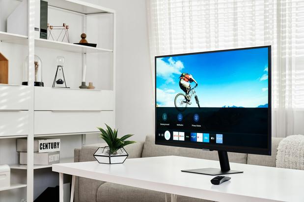 Samsung lanceert slim beeldscherm
