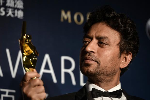 'Life of Pi'-acteur Irrfan Khan overleden