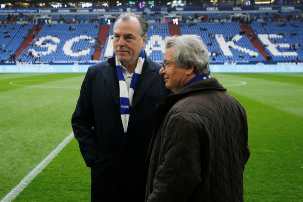 Appels à la démission du président de Schalke après des propos racistes