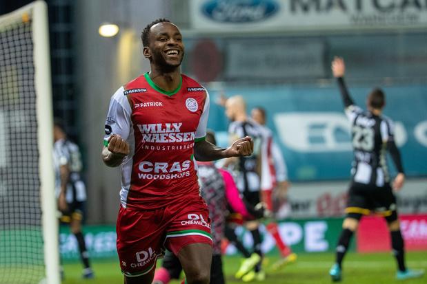 Charleroi éliminé de la Coupe, un de ses grands objectifs