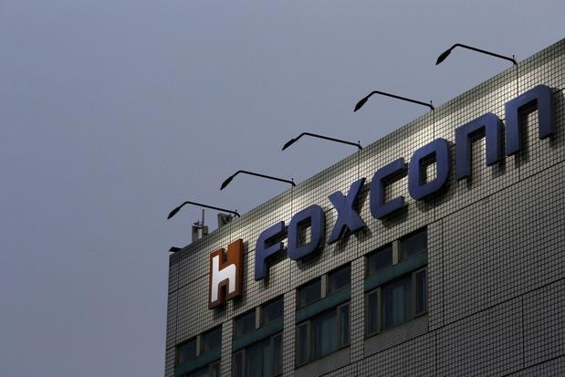 Foxconn overweegt verkoop van grote fabriek in China