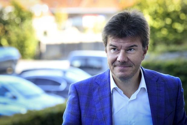 Sven Gatz (Open VLD) fluit Groen terug: 'Verklaringen over Brusselse kilometerheffing zijn voorbarig'