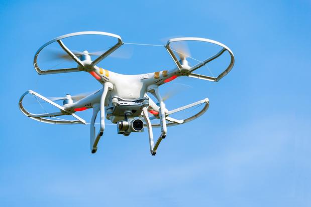Proximus prépare une plate-forme de drones professionnels