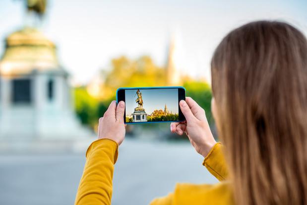 À Marche, les touristes pourront bientôt se connecter aux luminaires pour visiter la ville