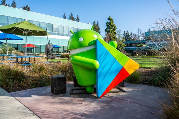 Google Play schrapt apps die Facebook-wachtwoorden stalen