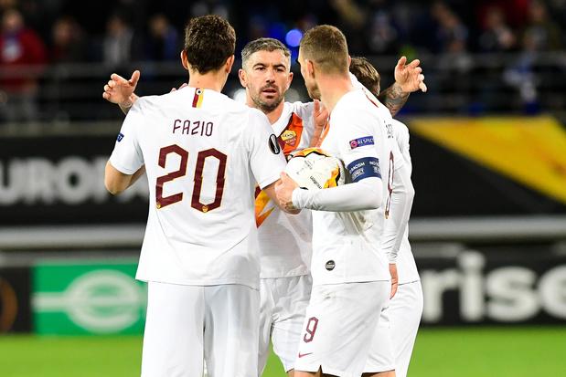 Europa League: un choc Séville - AS Rome en affiche, Manchester United contre le petit poucet