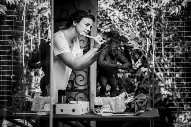 Beeldhouwster Stéphanie Van Beneden: 'Thee of koffie is lekkerder in een zelfgemaakt kopje'