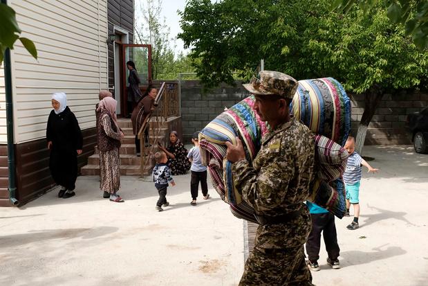 41 doden bij grensschermutselingen tussen Kirgizië en Tadzjikistan