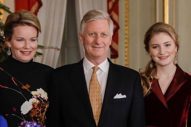 100 Belges seront invités par le Roi Philippe à l'occasion de son 60e anniversaire