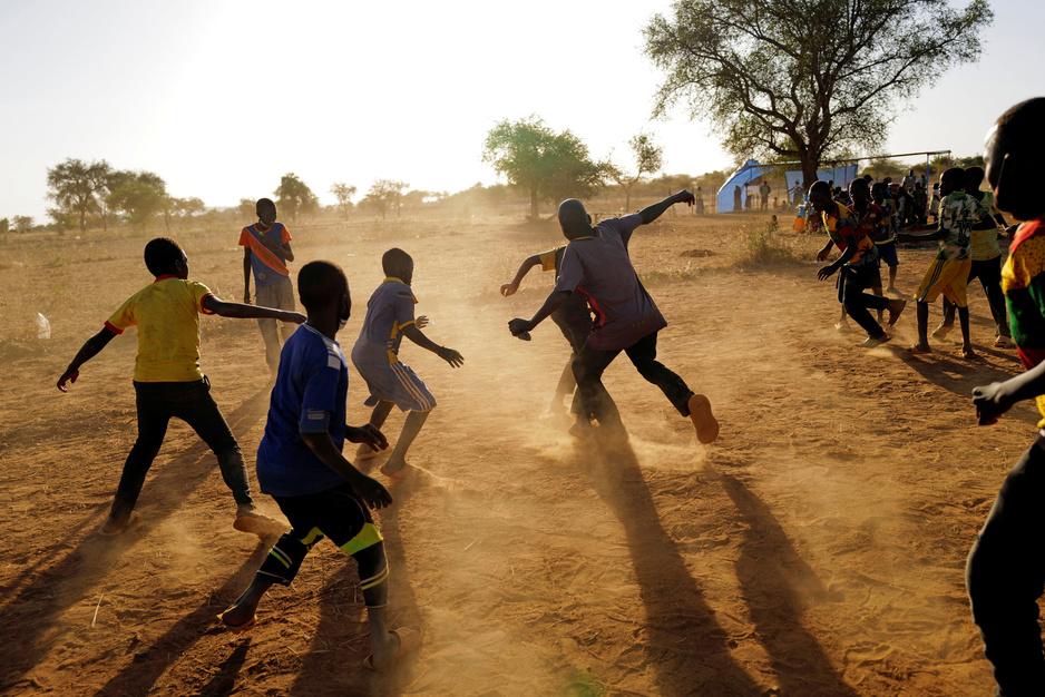 'Elk kind op school in Burkina Faso is een kindhuwelijk of kindsoldaat minder'