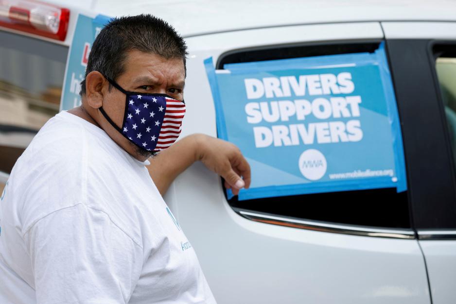 Flexwerkers voeren rechtszaak tegen 'dictatuur' van Uber en co