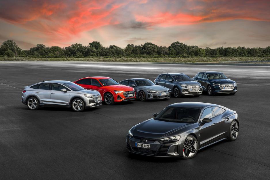 Audi-merkslogan 'Vorsprung durch Technik' bestaat 50 jaar en is actueler dan ooit