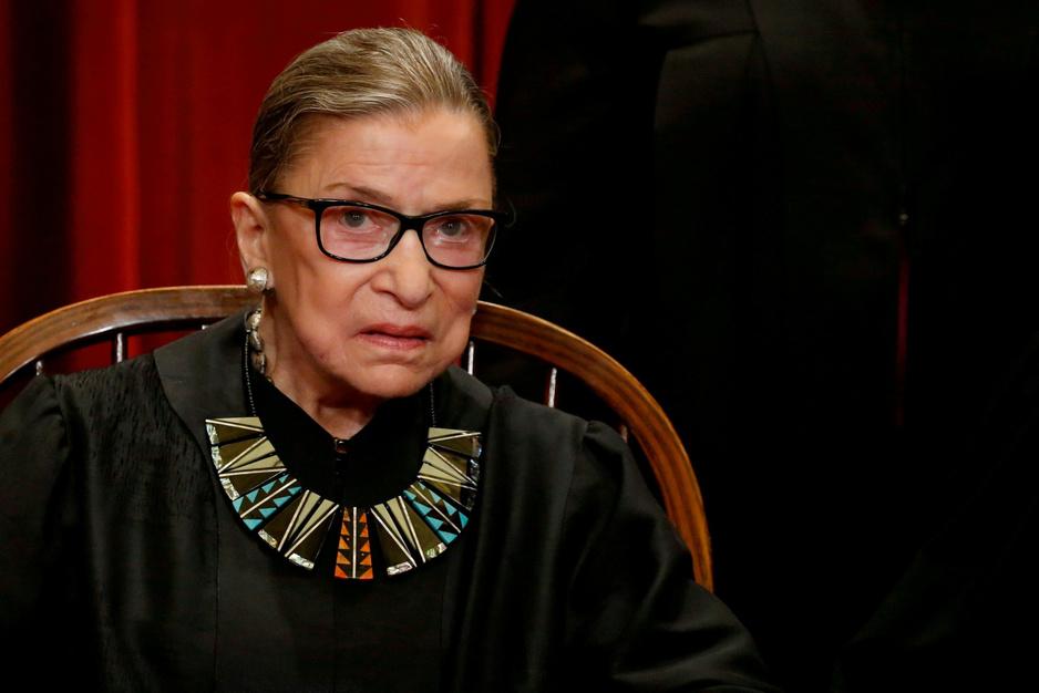 In memoriam: Ruth Bader Ginsburg, het Amerikaanse icoon met een grappige bijnaam