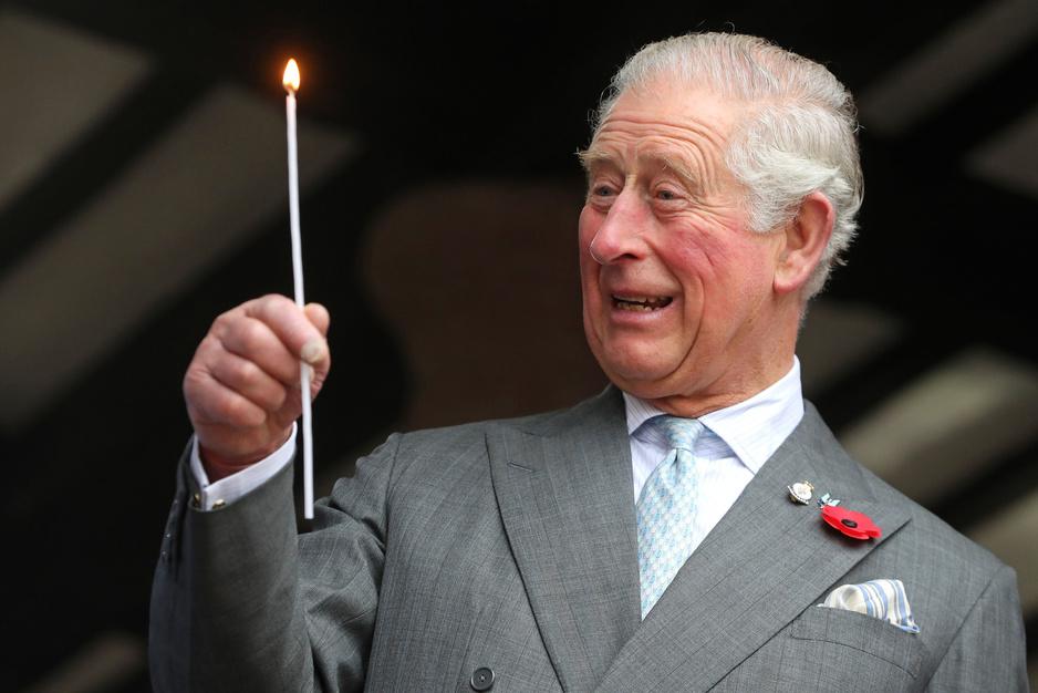 En images: le prince Charles fête son anniversaire