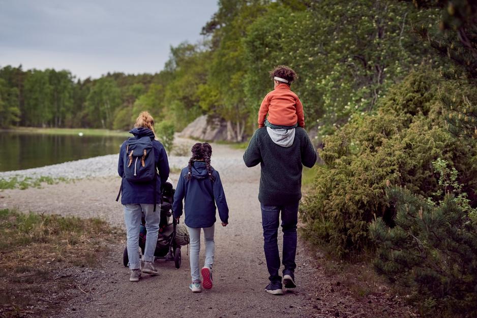 Kamperen met uitdagende gasten: wat als er ook jonge kinderen meegaan?