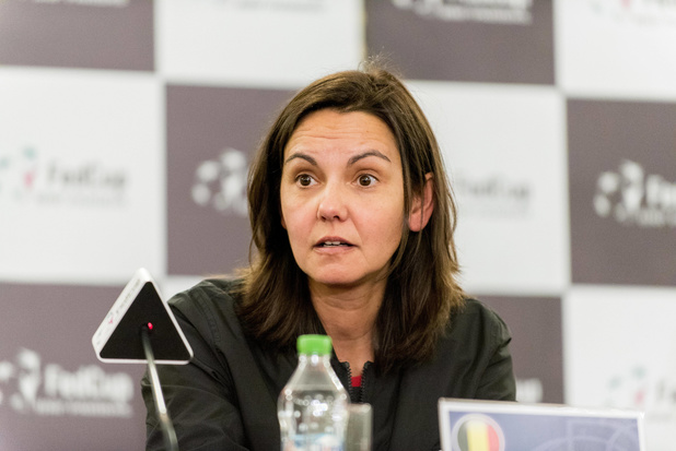 Dominique Monami remplace Jean-Michel Saive à la vice-présidence du COIB