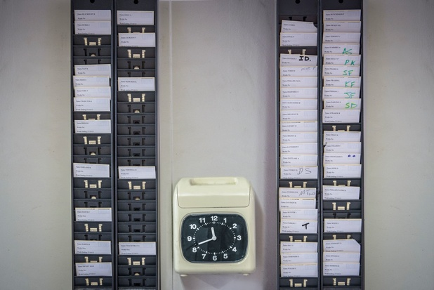 Temps de travail: 80% des entreprises utilisent encore des systèmes traditionnels