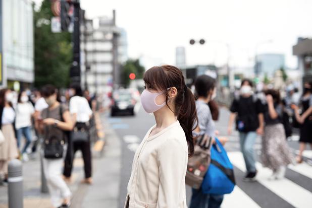 Quelque 3.700 contaminations par jour à Tokyo