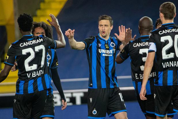 Coupe: Bruges croque Olsa Brakel et retrouve déjà l'Antwerp