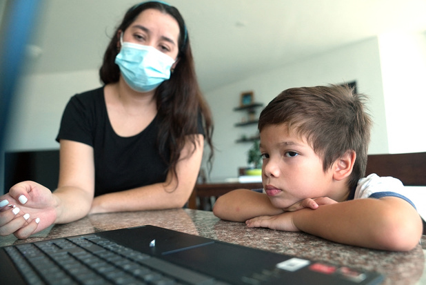 Les enfants paient le prix fort de la crise sanitaire