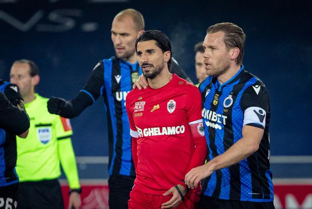Pro League: Club Bruges-Antwerp en tête d'affiche, le programme complet