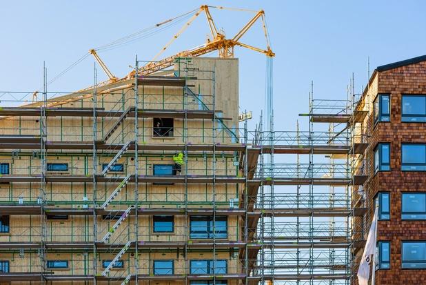 La construction wallonne est en bonne santé conjoncturelle