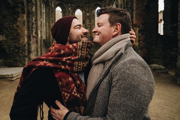 Als je partner het land niet binnen mag door corona: 'Blijkbaar is liefde geen essentiële verplaatsing'