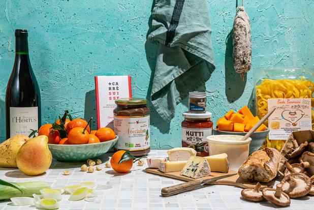 Frichti, un nouveau concept de livraison de produits frais, débarque à Bruxelles