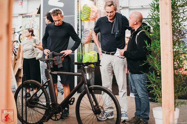 Kom gratis naar de beurs Bike Brussels