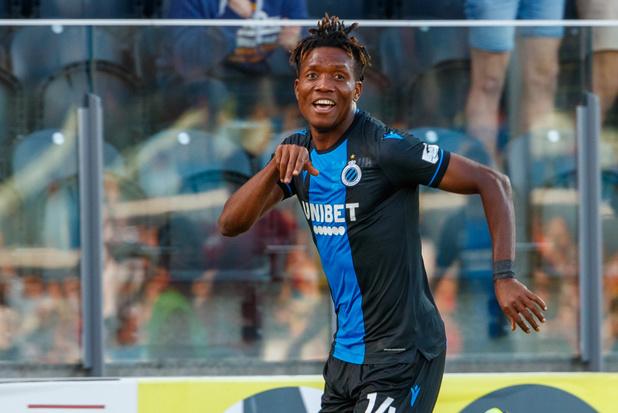 """""""Bruges revendra Okereke pour 30 millions à un club anglais"""""""