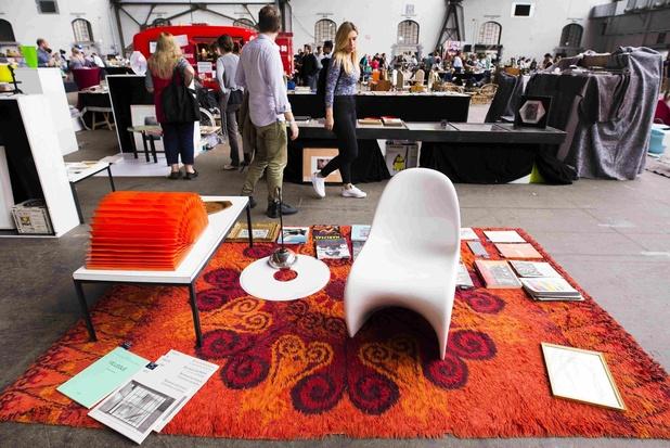 Bruxelles se fait capitale du design vintage avec le Brussels Design Market fin septembre
