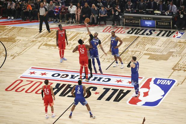 Quiz du jour: le NBA All-Star Game
