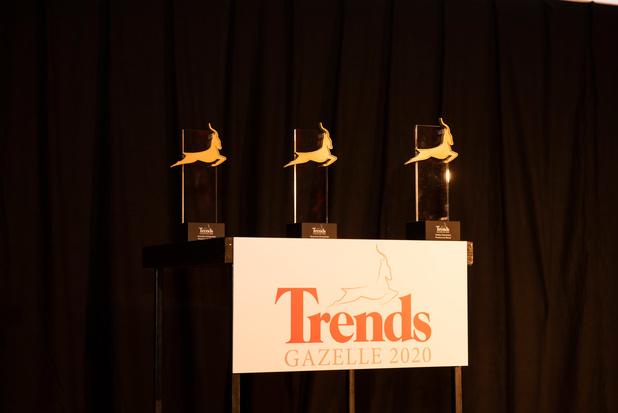 Les Trends Gazelles Ambassadrices 2020 Luxembourg sont...
