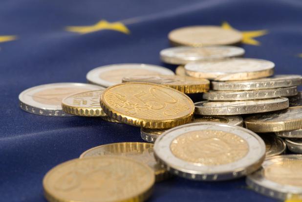 Comme pour la Belgique, la zone euro sort de la récession avec un PIB en hausse de 2%