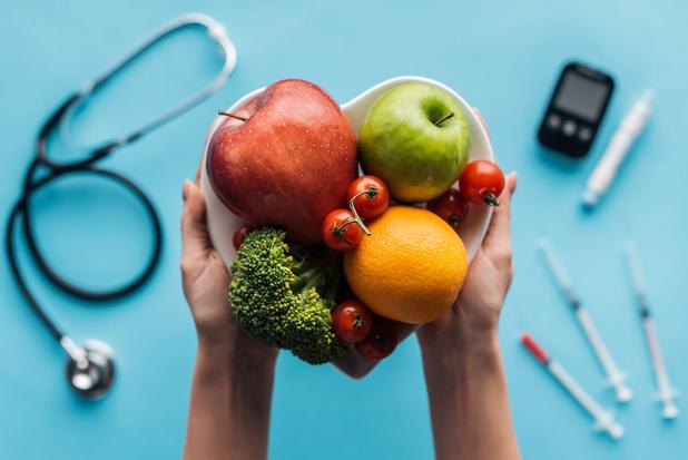 Diabète de type 2 : les fruits et légumes réduisent le risque