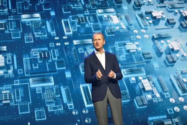 Le directeur de Volkswagen table sur des voitures autonomes dans cinq à dix ans