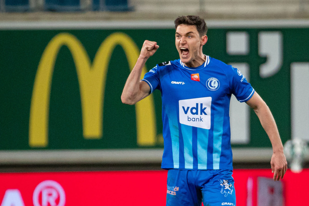KV Oostende drukt, maar AA Gent wint: 1-0