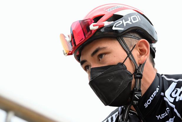 Caleb Ewan verlaat Ronde van Frankrijk met gebroken sleutelbeen
