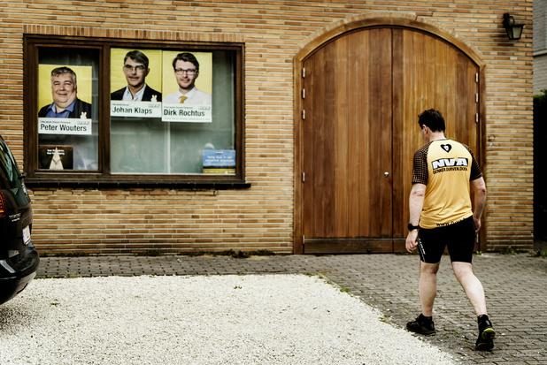 'Ik denk niet dat De Wever met het Vlaams Belang in zee gaat'