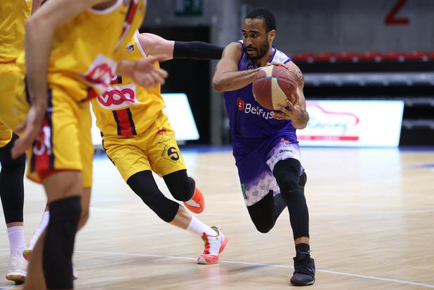 Basket: fin de (presque) toutes les compétitions en Belgique
