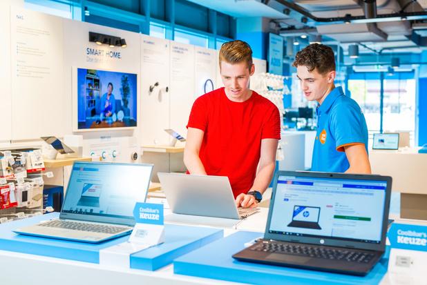 Wilrijk aura le plus vaste magasin Coolblue de Belgique