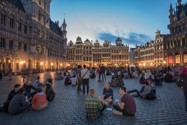 België nooit eerder zo populair bij toeristen