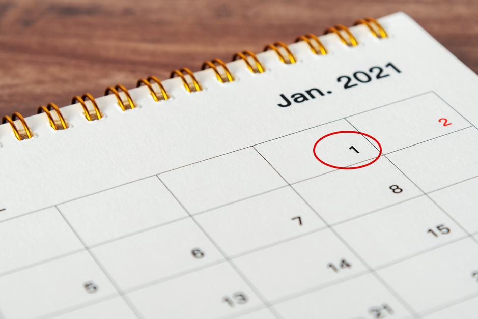 Chômage, pensions, tabac, mobilité, immobilier, énergie... : tout ce qui change le 1er janvier
