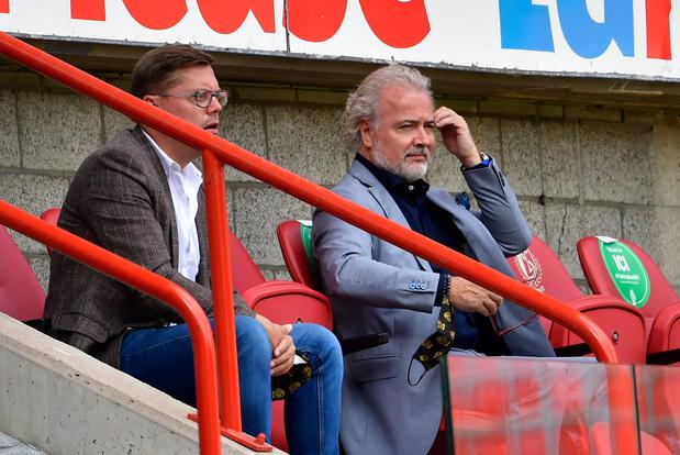 François Fornieri ne fera pas son entrée au sein du capital du Standard de Liège