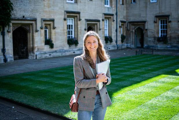 Oxford : Début d'une nouvelle vie pour la princesse Elisabeth (en images)